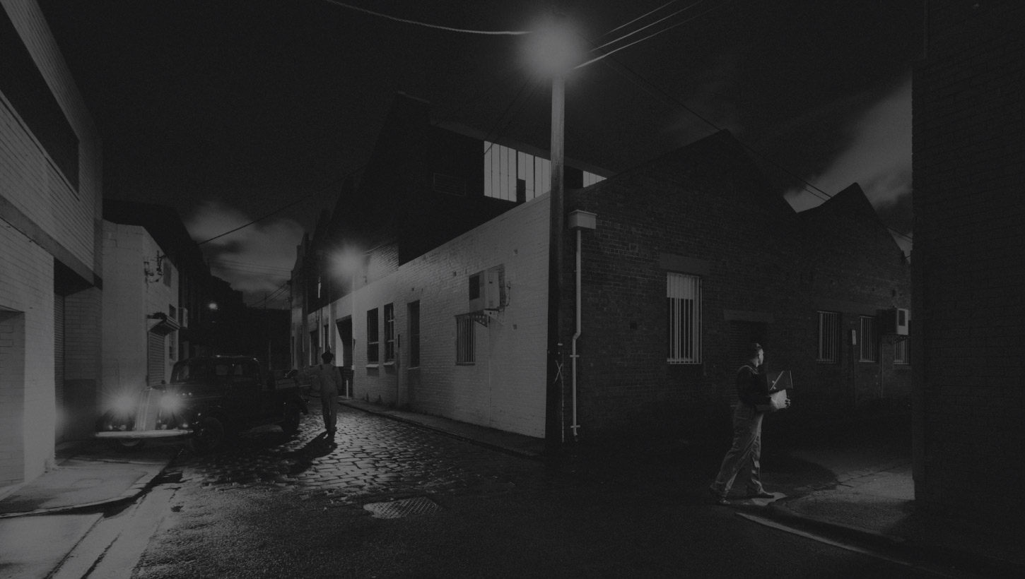 Melbourne Moonshine atmospheric photography south melbourne