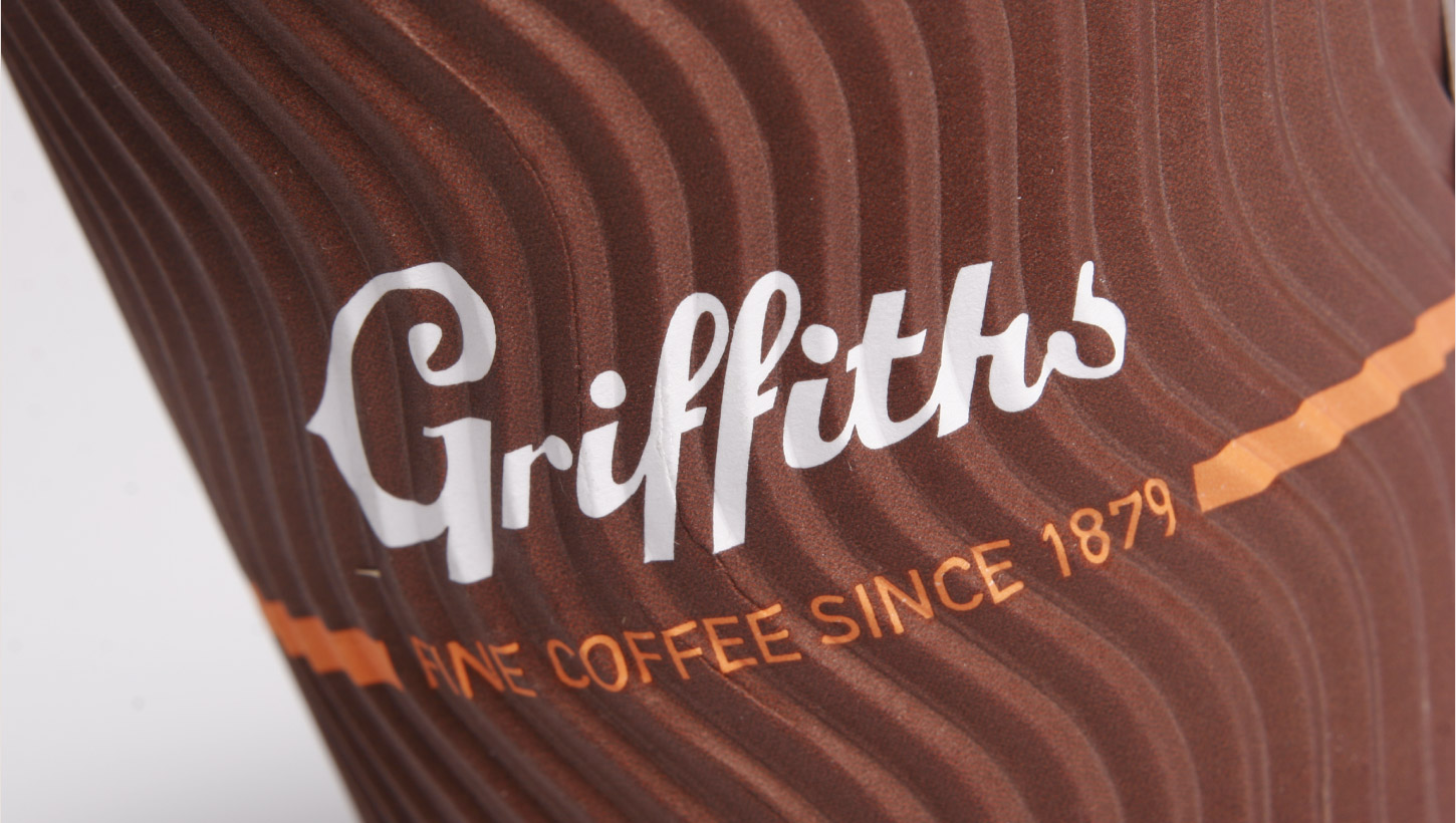 griffiths cup texture up close